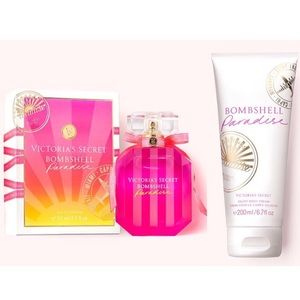 Victoria's Secret Bombshell Paradise Bundle